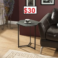 AJ- BRAND NEW- Prather End Table Halton Hills