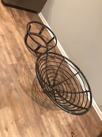 Papasan Wooden bowl chair   Gainesville, 20155