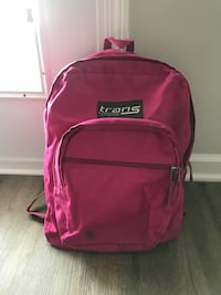 red and black Jansport backpack Wilmington, 28403