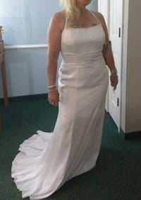 Wedding dress Size 14 Oklahoma City, 73149