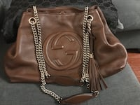 Gorgeous Cognac Brown Gucci Soho Tote Mississauga, L5V 1S3