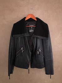 Guess Leather Jacket LaSalle