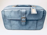 1970's Vintage Samsonite Córdoba suitcase baby blue Los Angeles, 91352