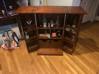 Bar Cabinet (Price Negotiable) Alexandria, 22304