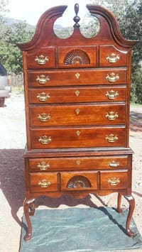 Queen Anne Highboy Dresser  Manitou Springs, 80829