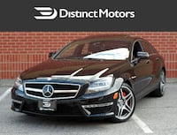 2013 Mercedes-Benz CLS63 AMG Perfomance pkg,Night vision,Distronic,550 HP Vaughan