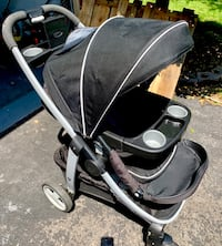 Graco Click Connect Stroller Burke, 22015