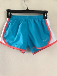 Blue and coral nike shorts Baton Rouge, 70808