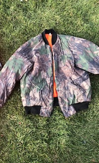 Jacket camouflage Large tall
