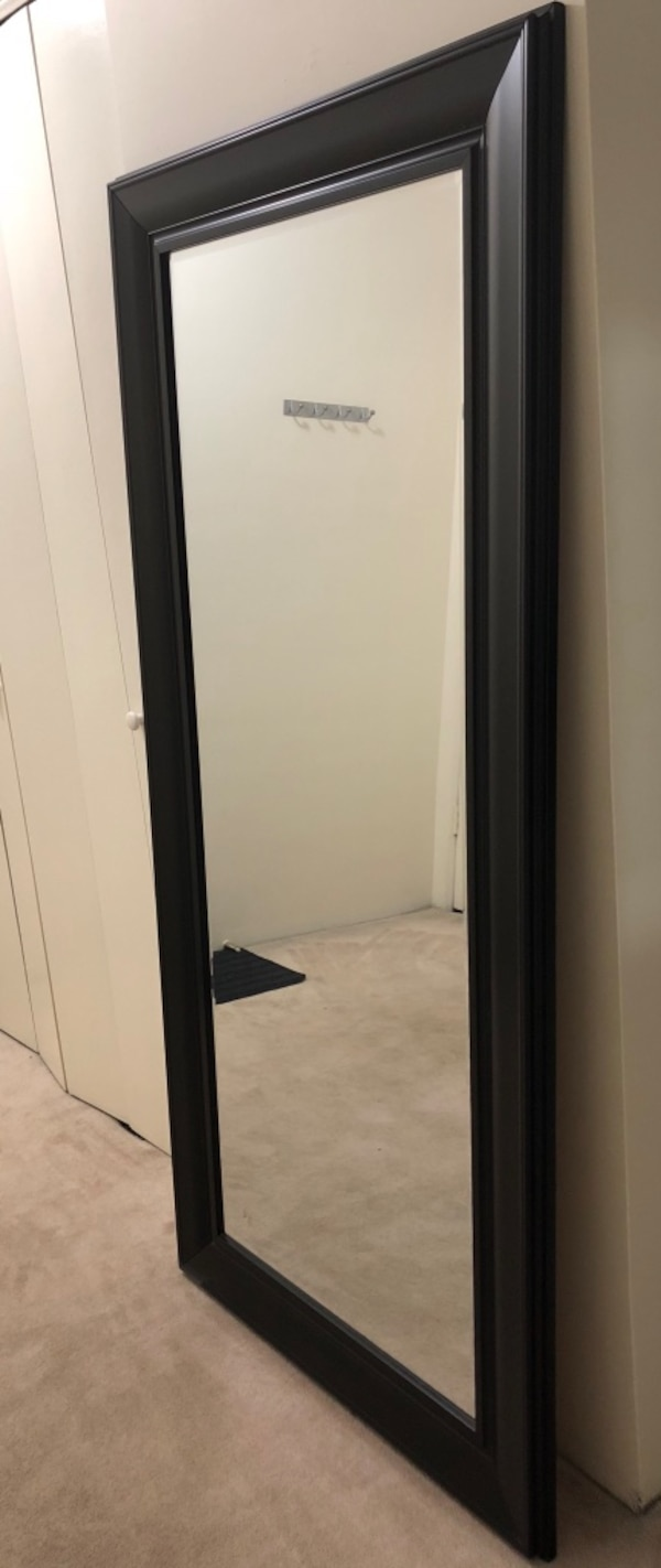 """Mirror. Plastic frame 38"""" x 68"""" excellent conditions. Pick up in downtown Vancouver. If you see the post is because still available."""