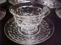 Fostoria Americana glassware. BEAUTIFUL !