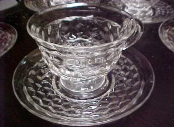 Fostoria Americana glassware. BEAUTIFUL!! 25a2eb54-7a15-4c4d-8208-35c606bb2a32