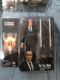Cult classic the tall man action figure box Indianapolis