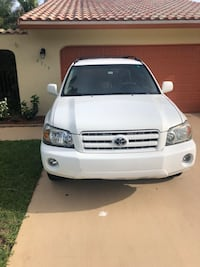 Toyota - Highlander - 2006 Palm Springs, 33461