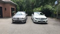 2 Mercedes-Benz C Class for sale