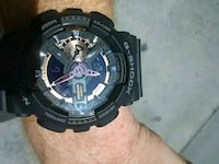 round black Casio G-Shock digital watch San Diego, 92102