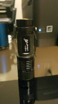 Led flashlight (14500 battery required)