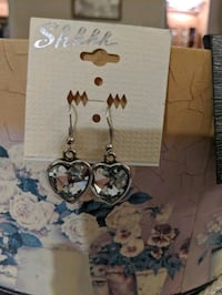 Costume jewelry (New Earings)