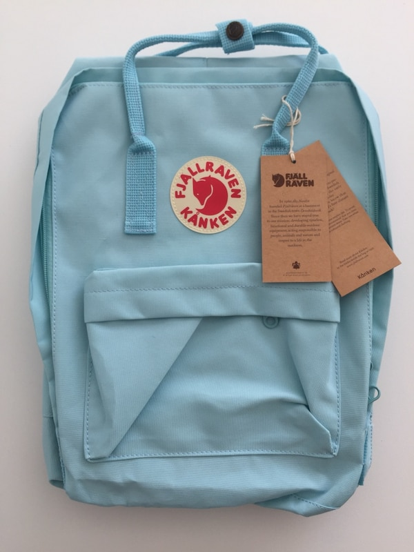 2e77ef28b Used Fjallraven Kanken Classic Backpack MULTIPLE COLORS for sale in Naples  - letgo