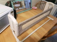 Safety first bed rail for toddlers   Calgary, T3B 1S8