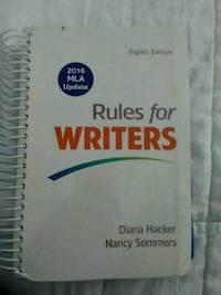 Rules for writers Falls Church, 22044