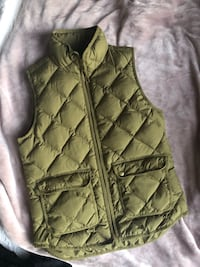 JCrew Vest Hardly Worn Arlington, 22202