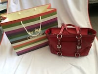 Coach (Bought In U.S $249/Selling Gently Used Very Clean $75 Firm!) Edmonton, T5W 2L5