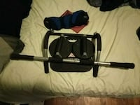 Pull up bar, perfect pushup, ankle weights  Stuart, 24171