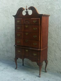 "78"" TALL VINTAGE DRESSER  Whittier, 90602"
