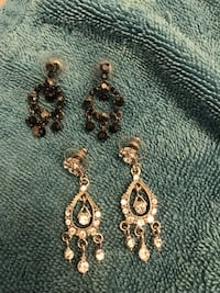 Earrings Vaughan, L4H 3B4