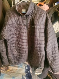 Eddiebauer thin down coat reg 295$