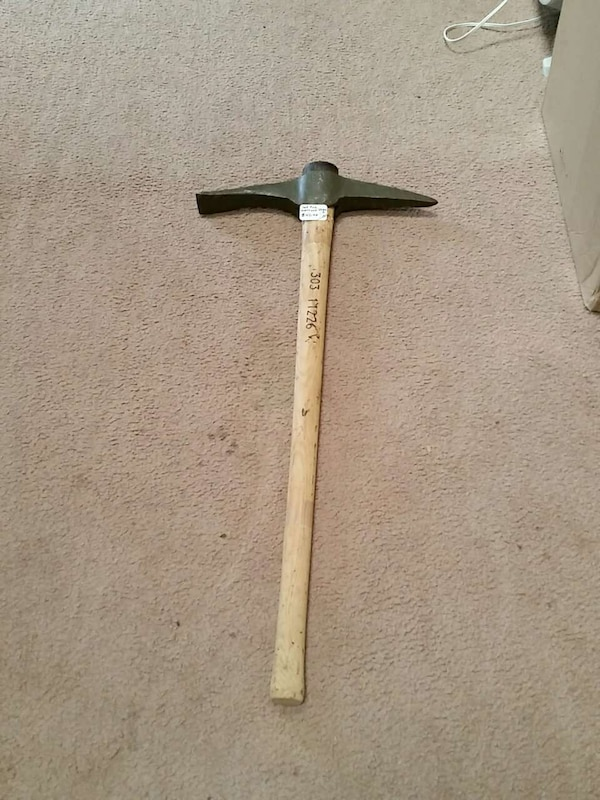USED MILITARY SURPLUS PICK MATTOCK WWII