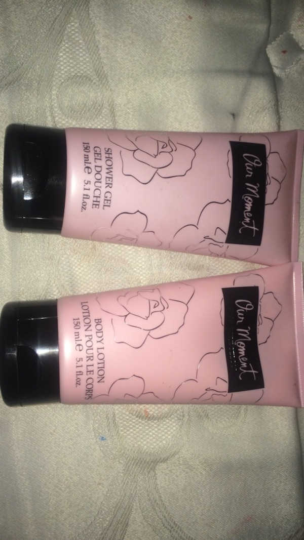 Used Women S Pink Our Moment Body Lotion For Sale In