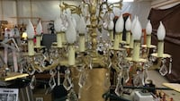 Crystle dr light from Italy cost $3k Albrightsville, 18210