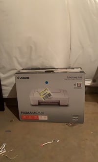 Canon printer and copy scanner  Gainesville, 20155