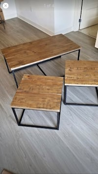 Coffee table w/ nesting end tables Rockville, 20850