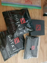 Dota competition swag.  Seattle, 98101