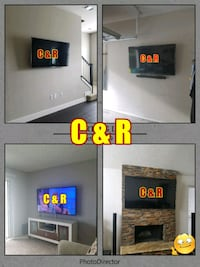 TV MOUNTING/ INSTALACION DE TV  Dallas