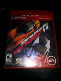 PS3 Need for Speed hot pursuit New Carrollton, 20784