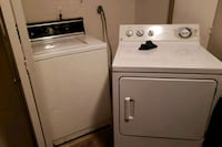 white washer and dryer set Knoxville, 37912