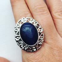 Blue Moonstone Ring Ashburn, 20148