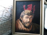 Stunning Framed Painting of Actor Peter O'Toole   Mississauga, L5J 2E5