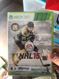 NHL 17 Xbox One game case Edmonton, T5Z 0C6