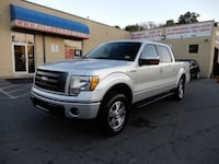 2010 Ford F-150 4WD SuperCrew 145  XL Falls church