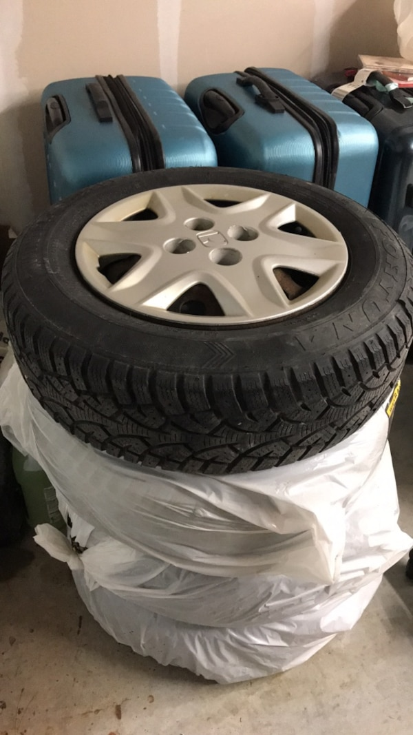 Used Tires Barrie >> Used Fortuna Winter Tires 185 70 R14 For Sale In Barrie Letgo
