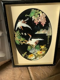 Beautiful Chinese 3D Handcrafted Art Carson, 90746