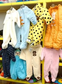Bunting suits for kids Etobicoke