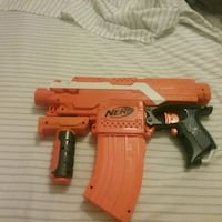 Nerf stryfe with banana mag and grip Phoenix, 85020