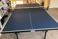 Ping Pong Table and Net Set- JOOLA Franklin, 37064