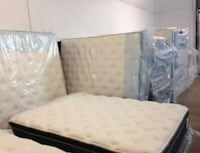 Clearing Out Brand New King and Queen Mattresses Victorville